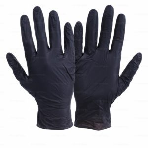 Rękawice ochronne REIS RNITRIO-BLACK