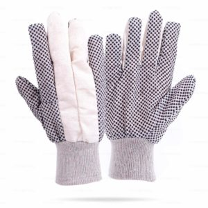 Rękawice ochronne nakrapiane RN